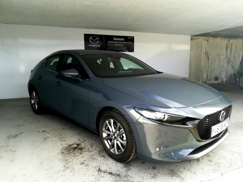 Mazda Mazda3 Skyactiv-G  Mild Hybrid 2.0 (122cv) etiqueta ECO ORIGIN