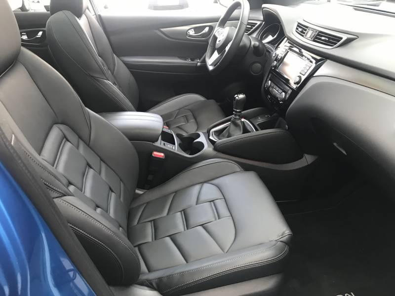 Nissan Qashqai dCi 96 kW (130 CV) TEKNA+