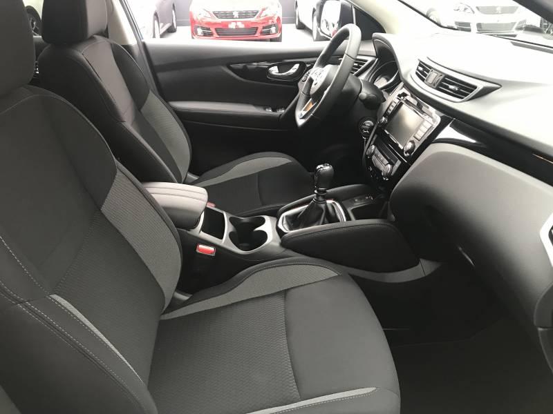 Nissan Qashqai DIG-T 103 kW (140 CV) E6D ACENTA N-STYLE