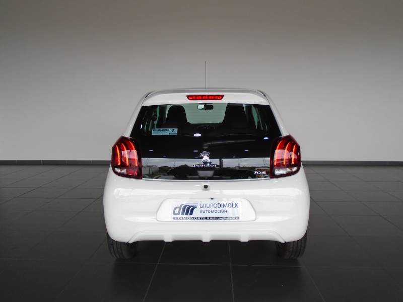 Peugeot 108 VTi 52kW (72CV) Allure