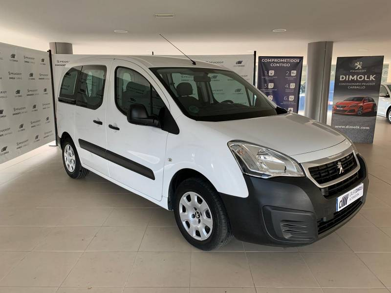Peugeot Partner TEPEE   1.6 BlueHDi 75 Access