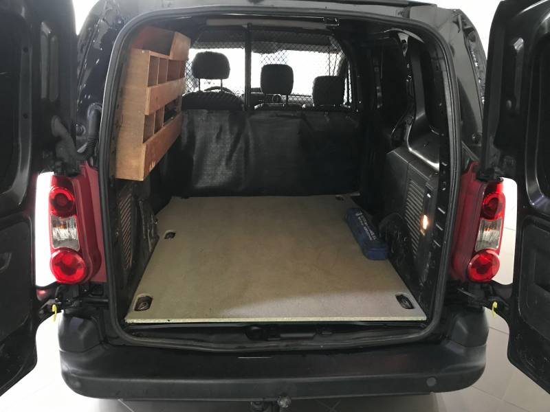 Peugeot Partner Furgón L1 HDi 90cv Confort Pack