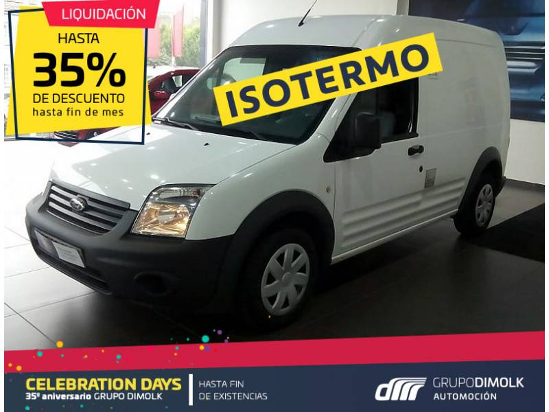 Ford Transit Connect 1.8 TDCi 90cv (ISOTERMO) FT 200S VAN