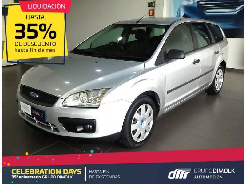 Ford Focus 1.8 TDCi 100CV Wagon Trend