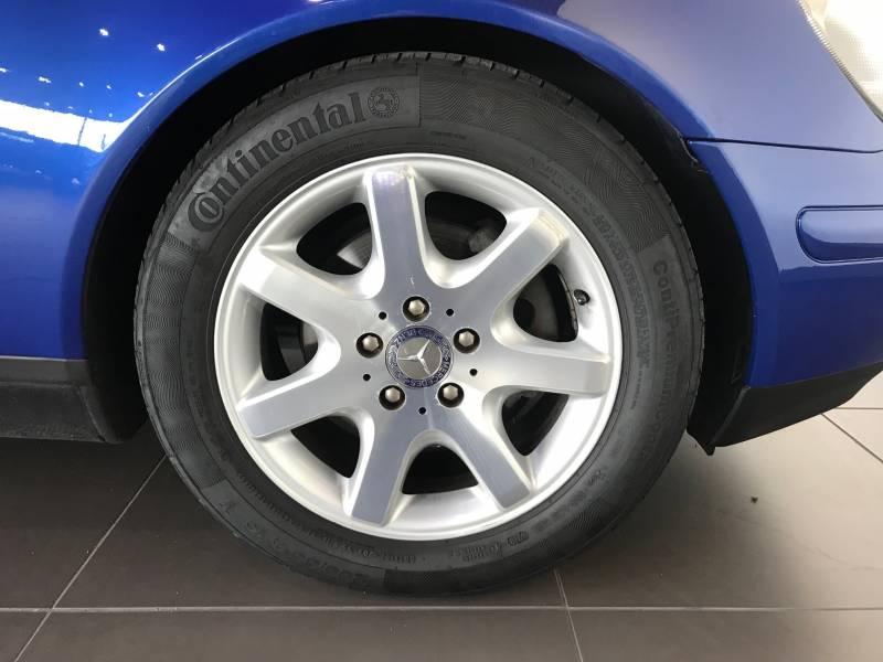 Mercedes-Benz Clase SLK SLK 200 SLK 200