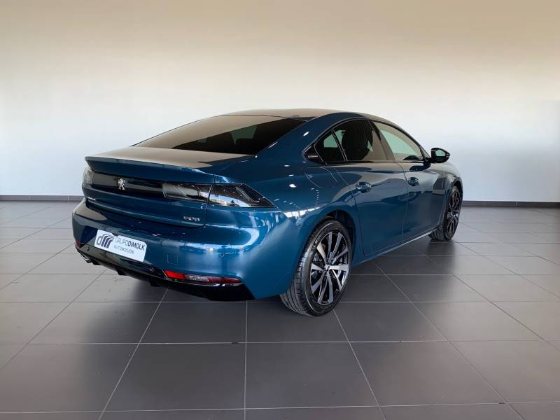 Peugeot 508 BlueHDi 120kW (160) S&S EAT8 GT Line