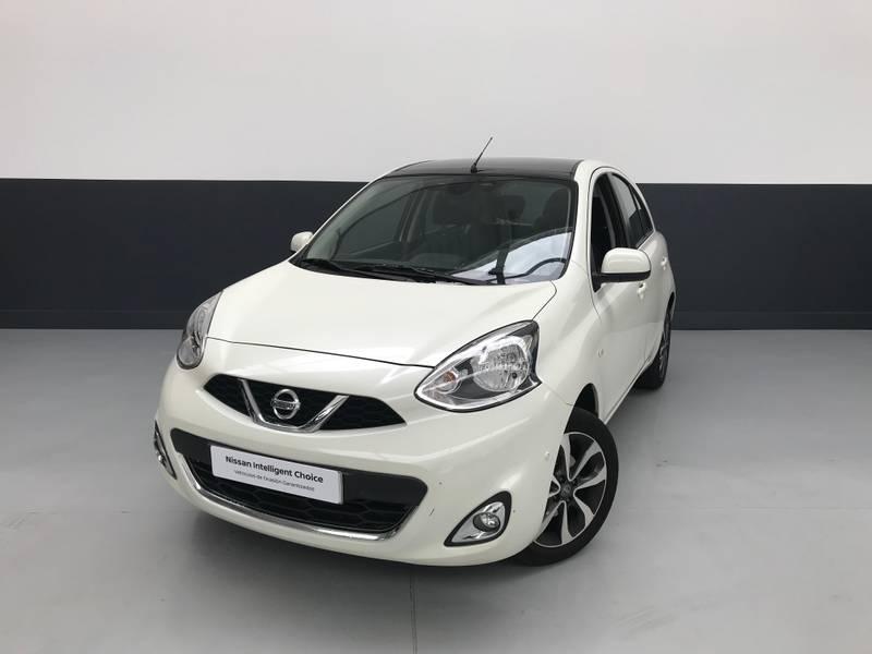 Nissan Micra 5p 1.2G TEKNA