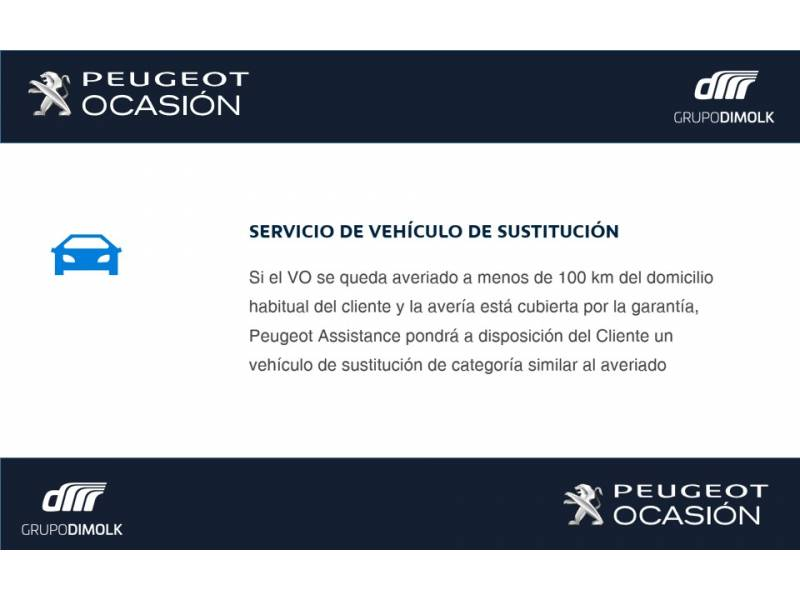 Peugeot Rifter Standard BlueHDi 55kW Access