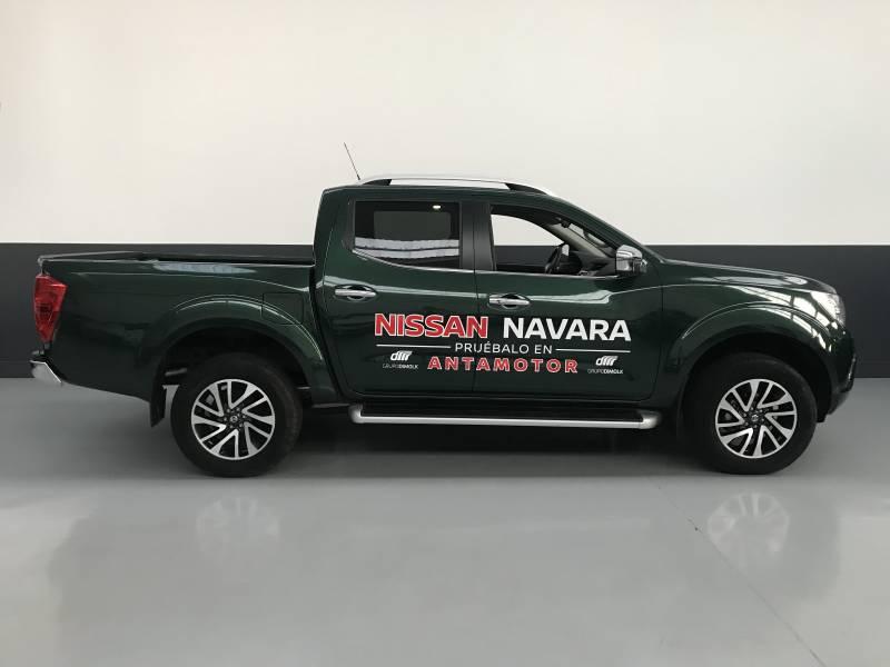 Nissan Navara D. C. 2.3dCi EU6 140kW(190CV)   AT Tekna