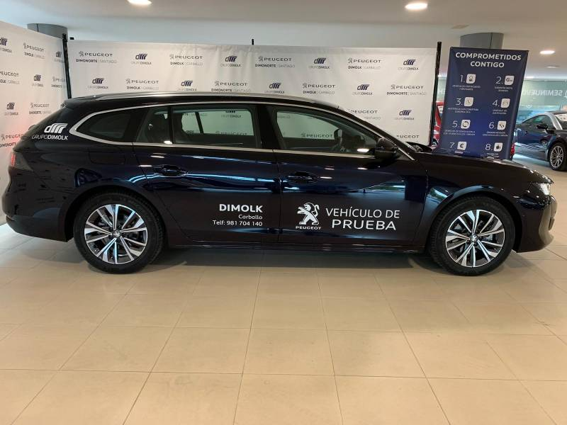 Peugeot 508 BlueHDi 96kW(130CV) S&S EAT8 Allure