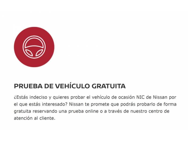 Nissan Micra DIG-T 86 kW (117 CV) E6D N-Connecta
