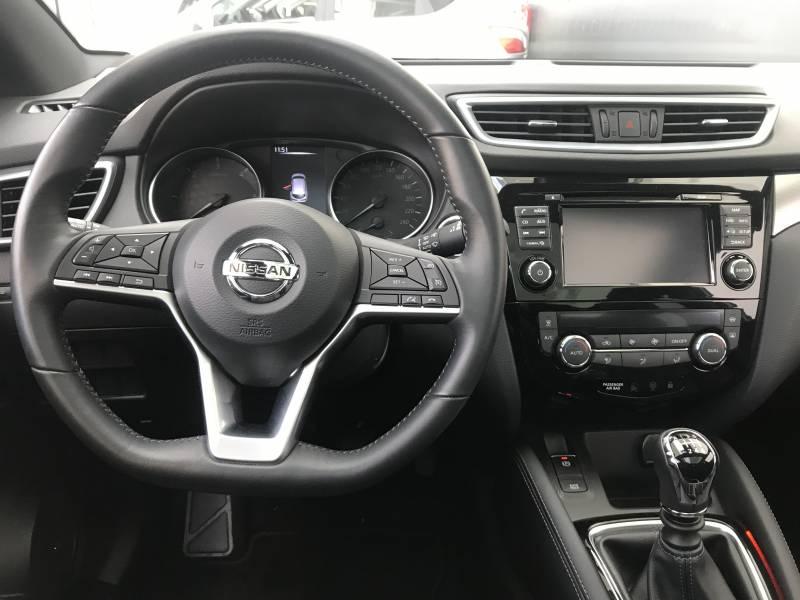 Nissan Qashqai dCi 96 kW (130 CV) 6M/T 4x2 TEKNA+
