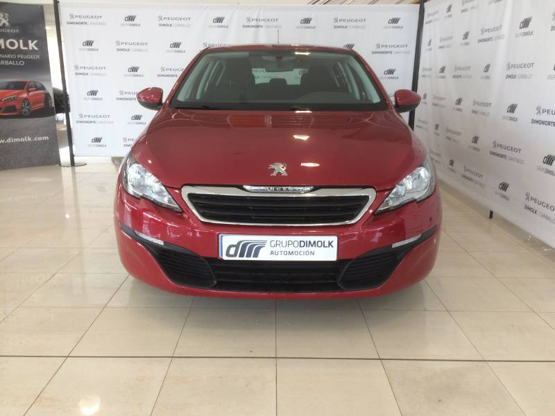 Peugeot 308 Nuevo 308 5p 1.6 e-HDi 115 Access