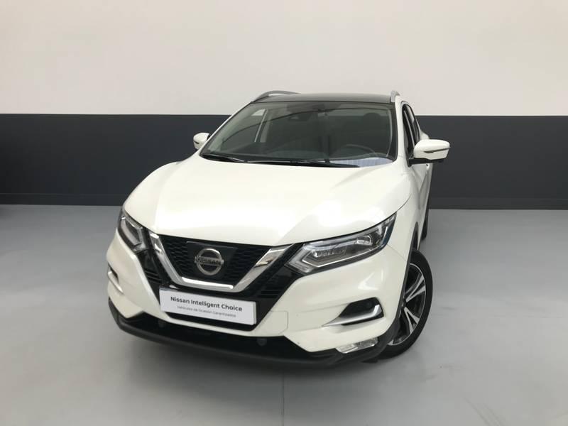Nissan Qashqai DIG-T 120 kW (163 CV) N-CONNECTA