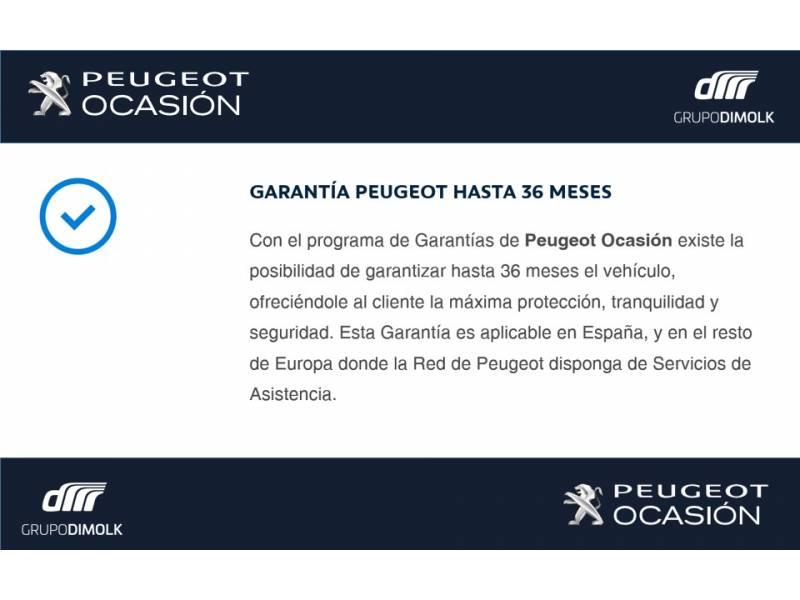 Peugeot Rifter BlueHDi 96kW Active