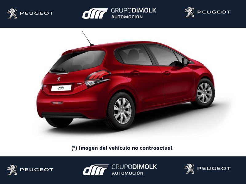Peugeot 208 5P ACTIVE BlueHDi 55kW (75CV) Active