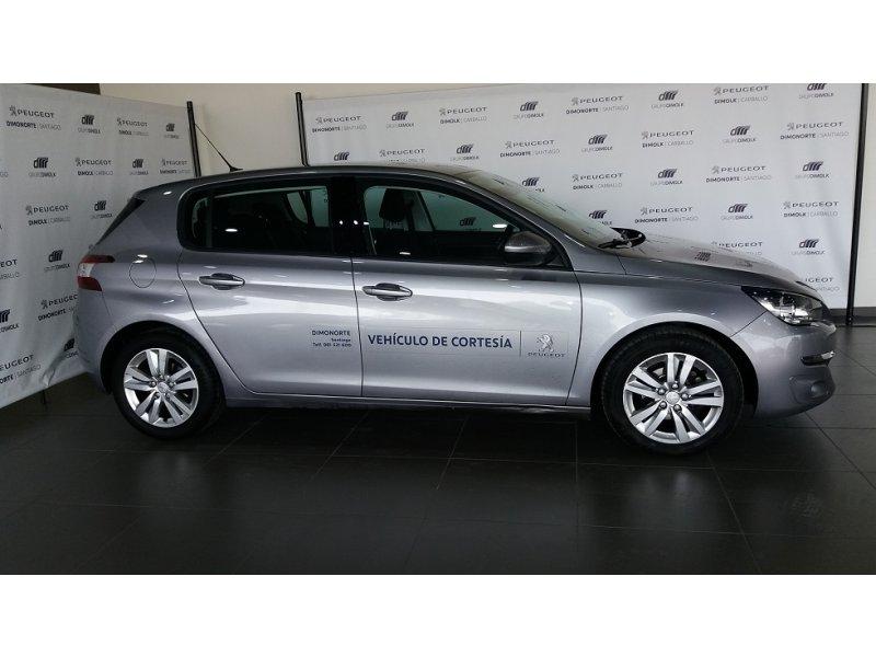 Peugeot 308 Nuevo 308 1 6 Hdi 92 Fap Active Diesel Gris