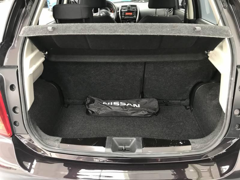 Nissan Micra 5p 1.2G (80 CV) ACENTA