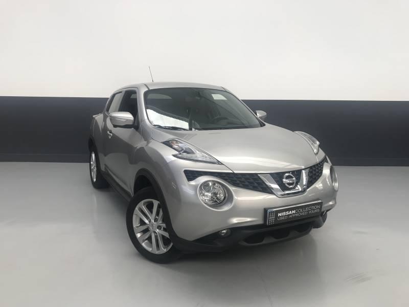 Nissan Juke G E6D-Temp 83 kW (112 CV) 5M/T N-CONNECTA