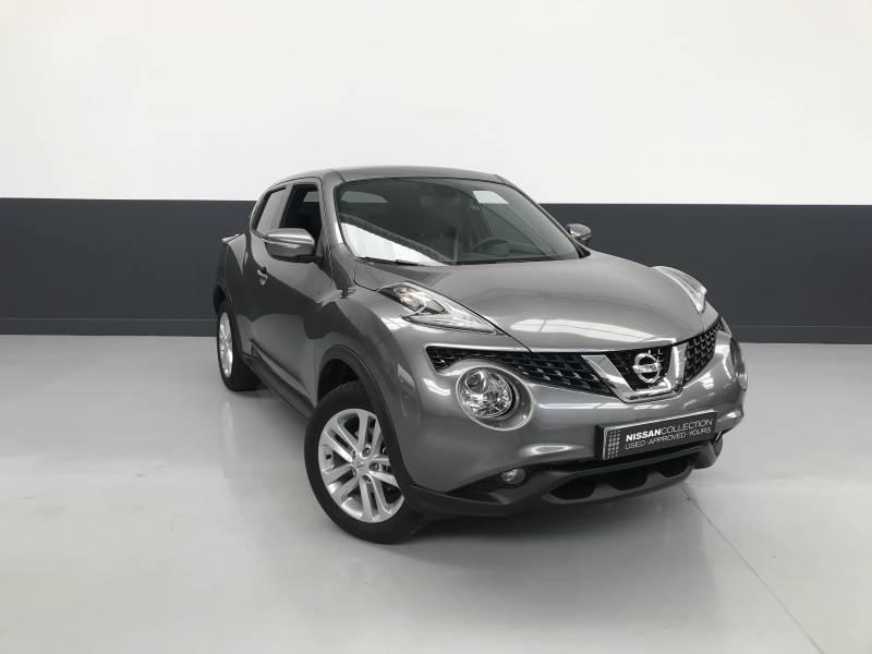 Nissan Juke 1.6   4X2 TEKNA SPORT
