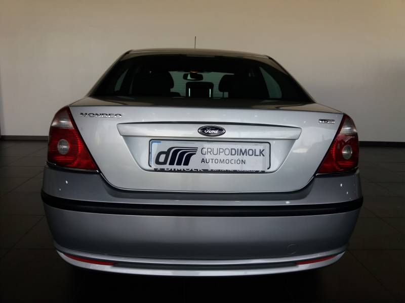 Ford Mondeo 2.0 TDCi 130cv Trend