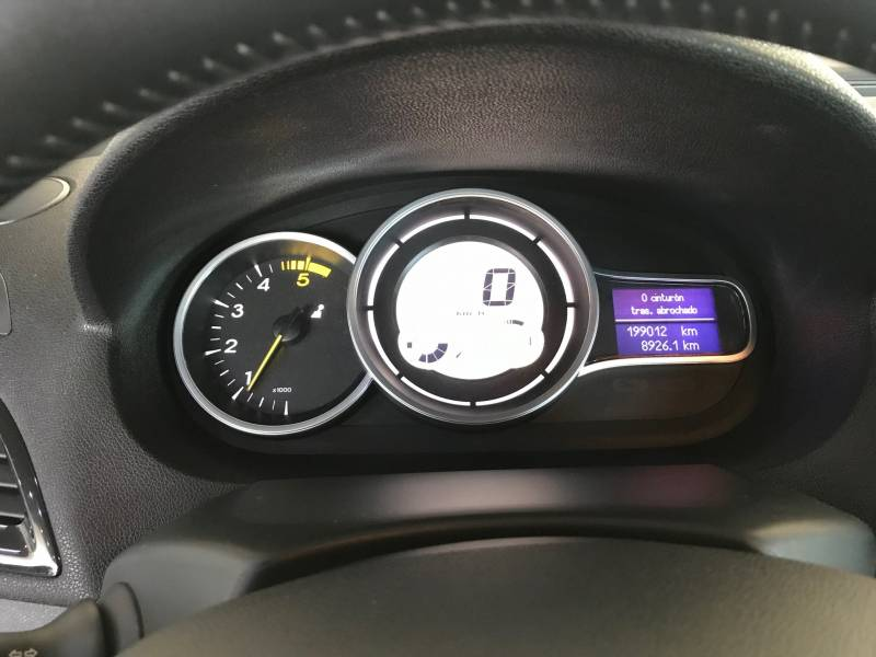 Renault Mégane dCi 110 eco2 E5 Dynamique