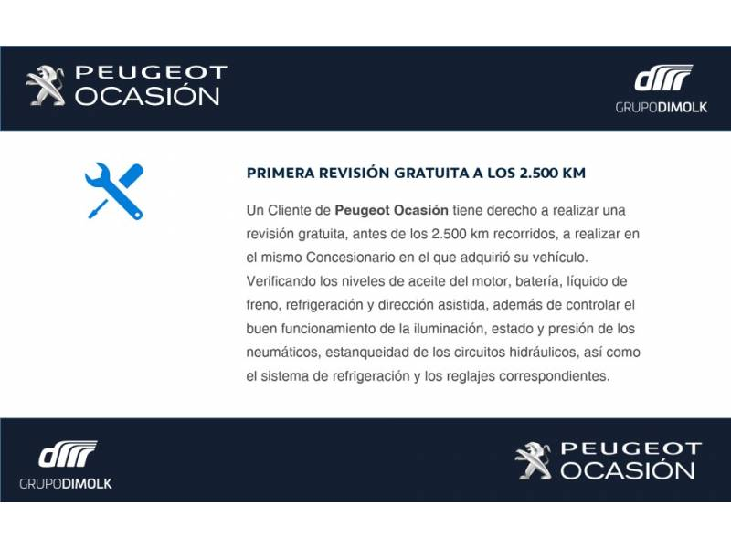 Peugeot 308 5p   1.5 BlueHDi 96KW (130CV) Auto GT Line