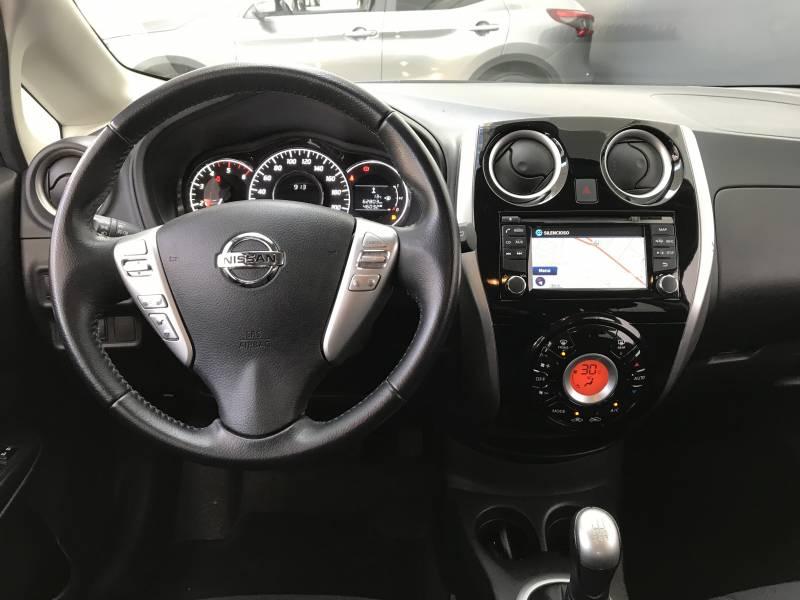 Nissan Note 5p. 1.2G Tekna Sport