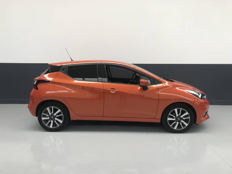 Nissan Micra 1.5dCi 66 kW (90 CV) S&S N-Connecta