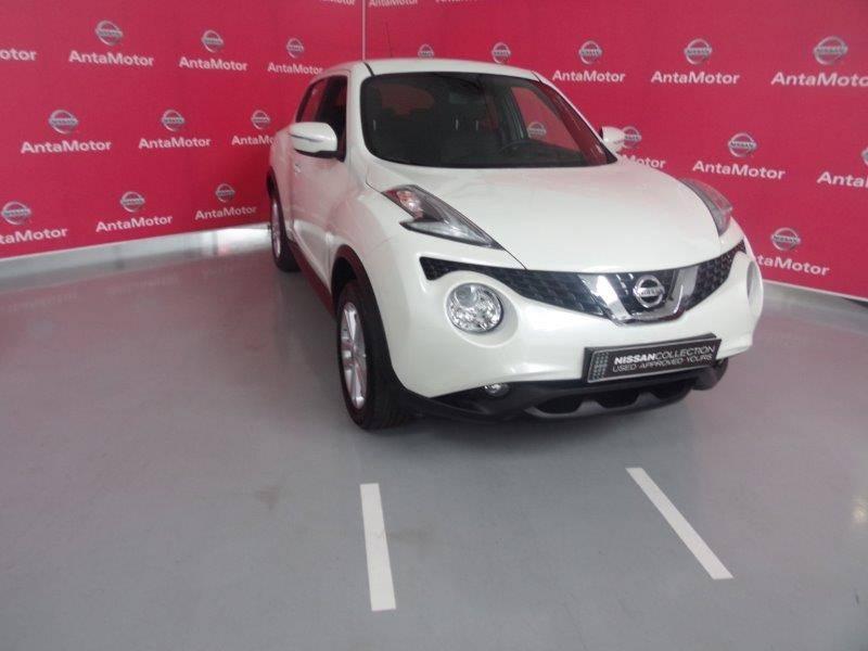 Nissan Juke dCi EU6 81 kW (110 CV) 6M/T N-CONNECTA
