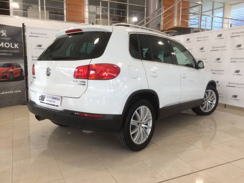 Volkswagen Tiguan 2.0 TDI 140cv Bluemotion Tech 4x2 Cross