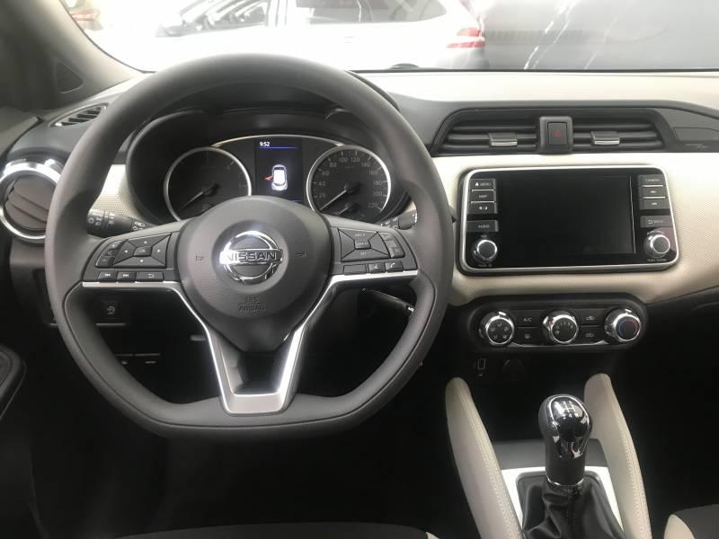 Nissan Micra 1.5dCi 66 kW (90 CV) S&S Acenta