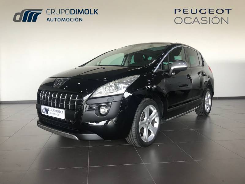 Peugeot 3008 1.6 HDI 110 FAP Sport Pack