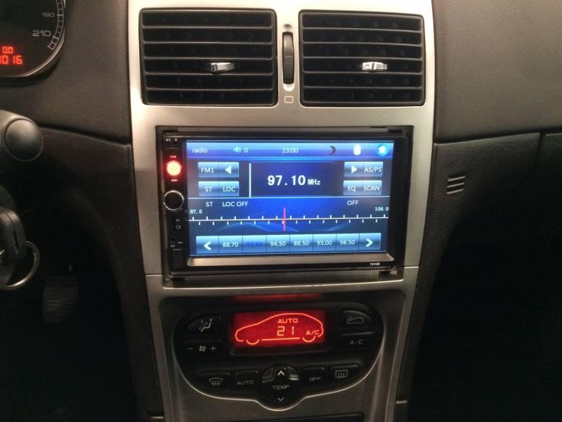 Peugeot 307 3P 2.0 HDi 110 XS