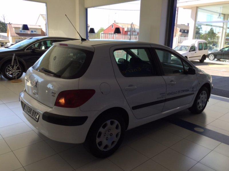 Peugeot 307 2.0 HDi 90 XT