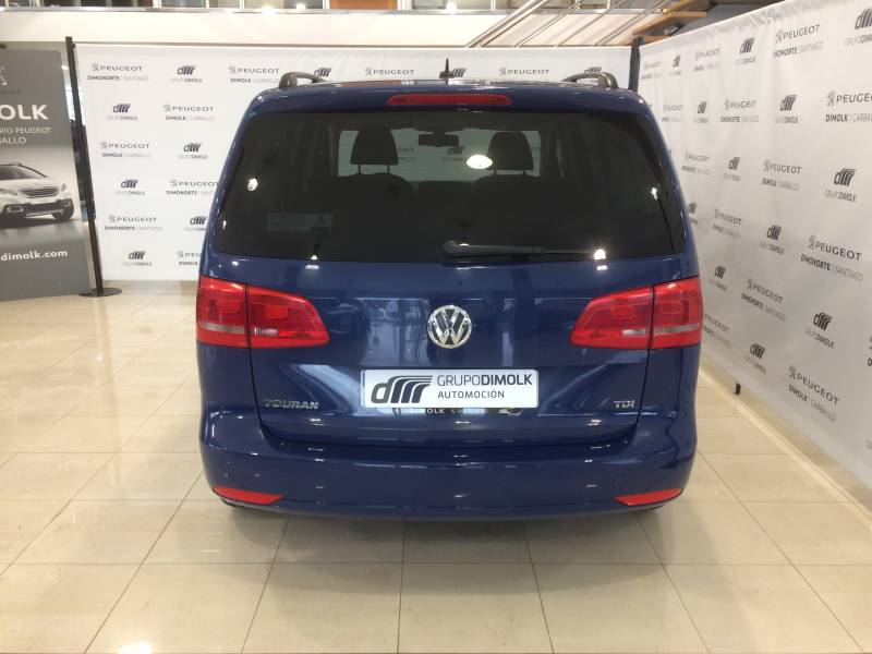 Volkswagen Touran 1.6 TDI 105cv 7 Plazas Advance
