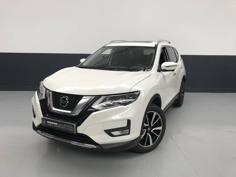 Nissan X-Trail 5 Plazas dCi 130 kW (177 CV) 4x4-i TEKNA