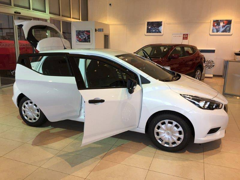 Nissan Micra 1.0G 52 kW (70 CV) Visia+