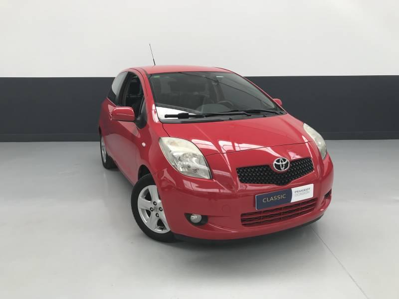 Toyota Yaris 1.3 VVT-i Sol