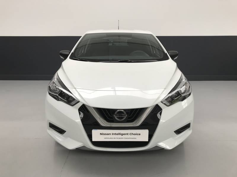 Nissan Micra 1.0G 52 kW (70 CV) E6C Visia+