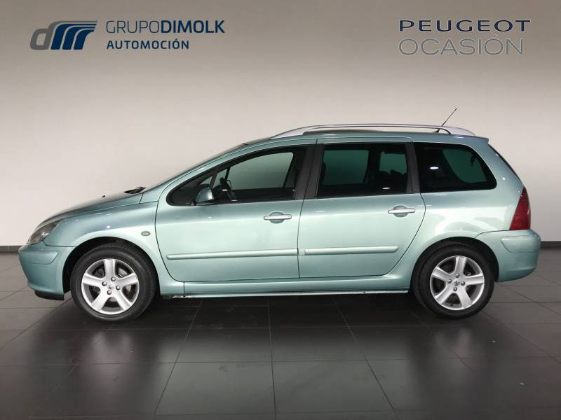 Peugeot 307 SW 2.0 HDi 90 Pack