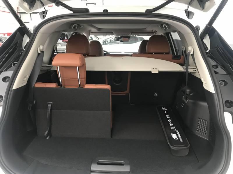 Nissan X-Trail 7P dCi 110 kW (150 CV) E6D TEKNA