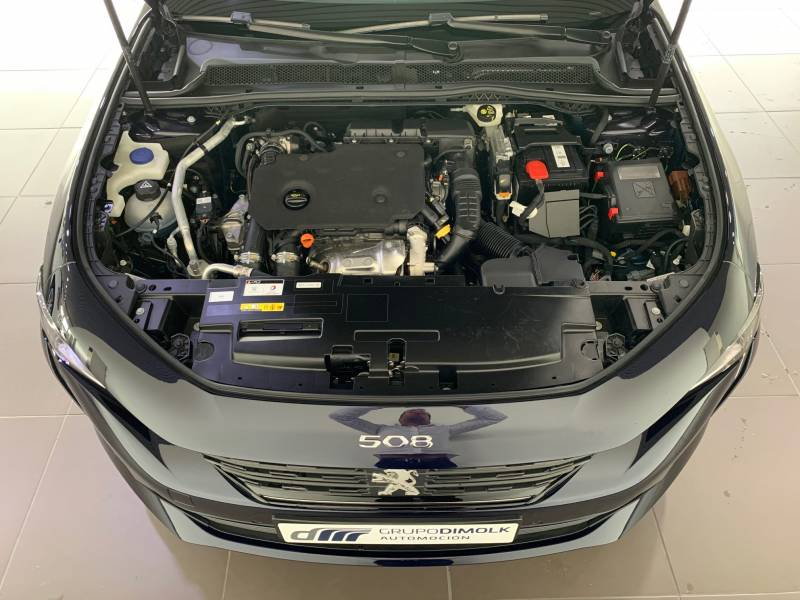 Peugeot 508 BlueHDi 96kW S&S EAT8 Business Line