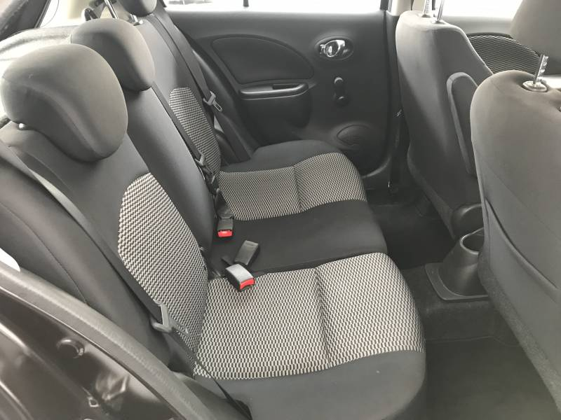 Nissan Micra 5p 1.2G (80CV) N-TEC