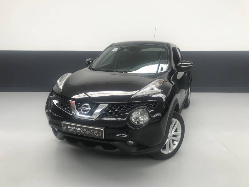 Nissan Juke 1.6G 86kW (117CV) XTRONIC N-CONNECTA