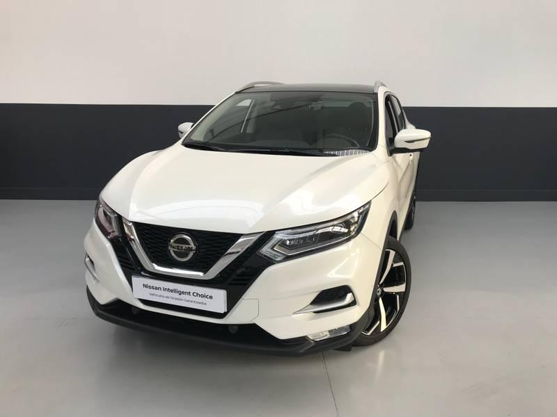 Nissan Qashqai DIG-T 160cv TEKNA