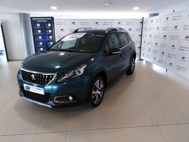 Peugeot 2008 1.6 BlueHDi 88KW (120CV) S&S EAT6 Allure