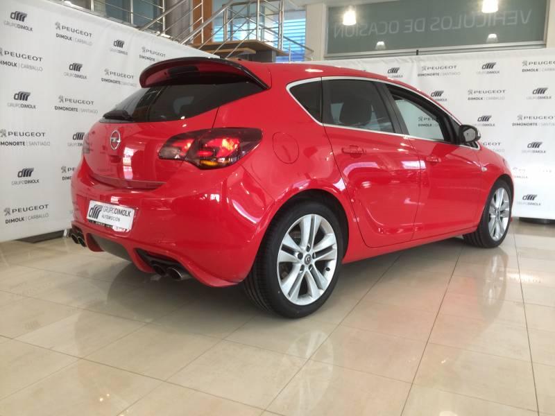Opel Astra 2.0 CDTi 160cv Sport