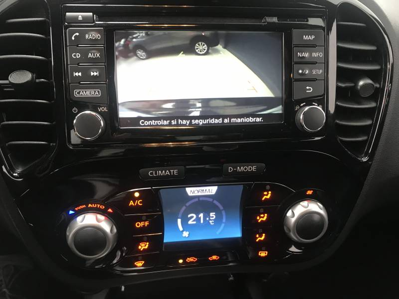Nissan Juke 1.6G 86kW (117CV) XTRONIC N-CONNECTA