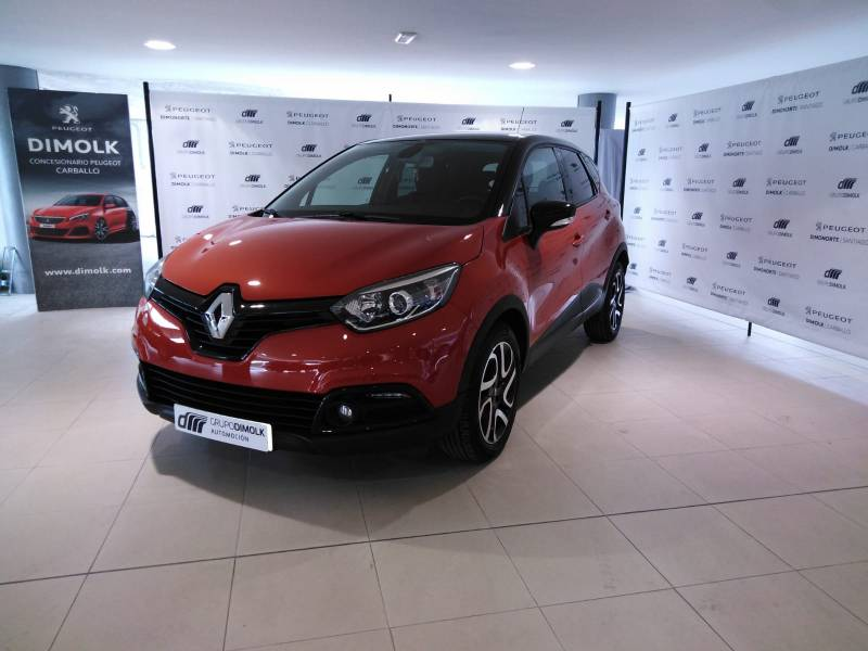 Renault Captur Energy dCi 90 eco2 Euro 6 Intens